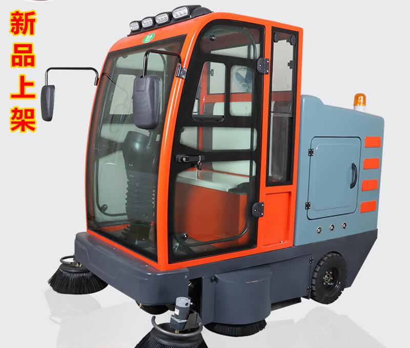 大型驾驶式扫地机HM2000丨价格优惠中